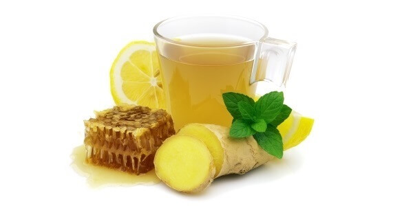 Ginger and Honey Mixture