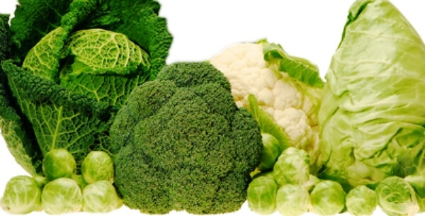 DIM can be derived from ingesting cruciferous vegetables such as broccoli, Brussels sprouts, cauliflower, and cabbage.