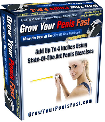 How to grow a bigger penis