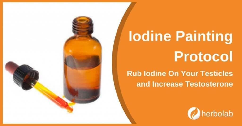 Iodine Painting Protocol