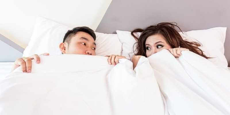 Discuss sexual enhancement with your partner