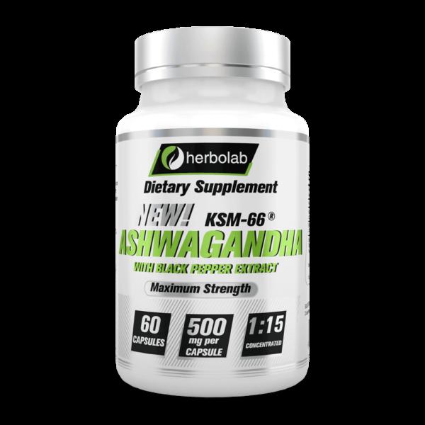 herbolab Ashwagandha KSM-66 1:15 Concentrate