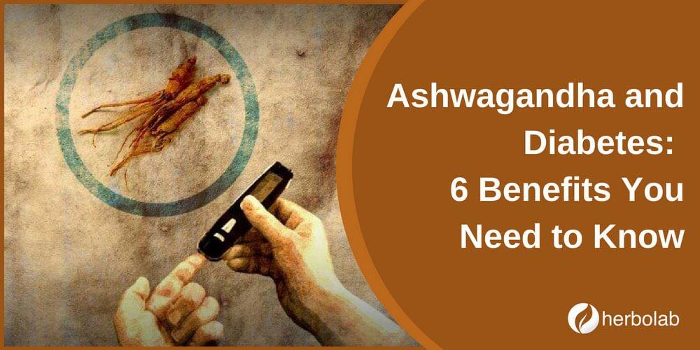 Ashwagandha and Diabetes