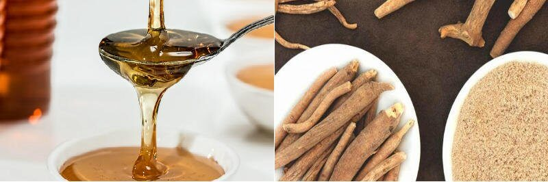 Ashwagandha and Honey