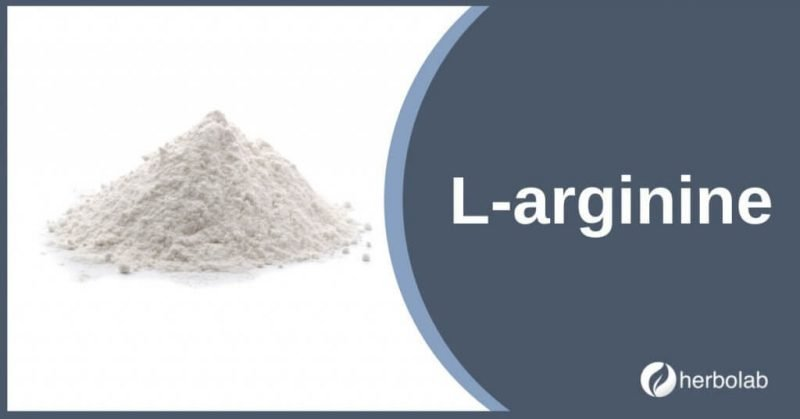 Sperm count L-arginine for low
